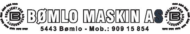 Bømlo Maskin AS